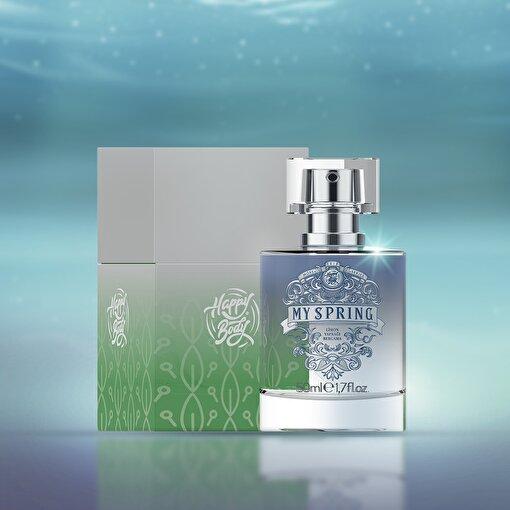 Happy Body My Spring Erkek Parfüm 50 ml. ürün görseli