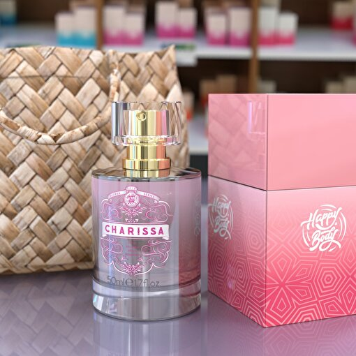 Happy Body Charissa Kadın Parfüm 50 ml. ürün görseli