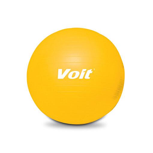 Voit Gymball 65 Cm Sarı Pompalı. ürün görseli