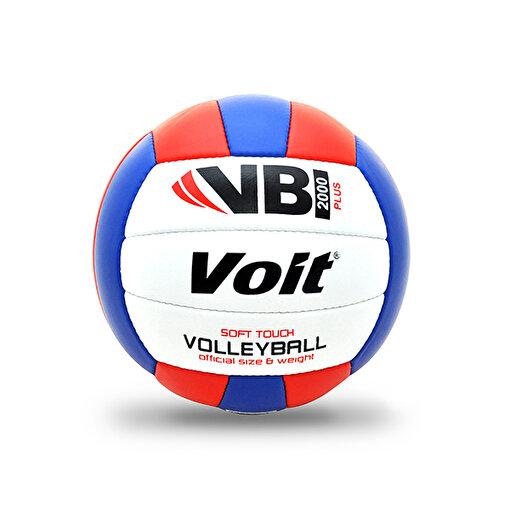 Voit Vb2000Plus Voleybol Topu N5 Beyaz-Mavi-Kırmızı. ürün görseli