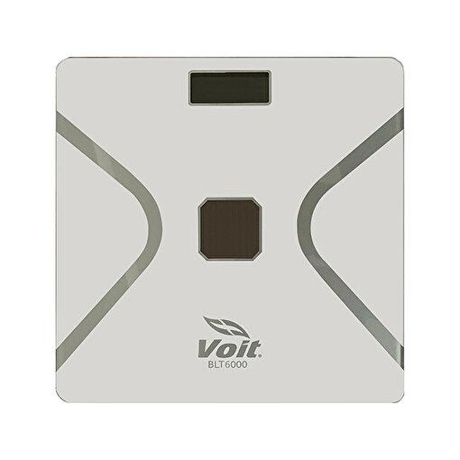Voit Blt6000 Solar Bluetooth Baskul  Beyaz. ürün görseli