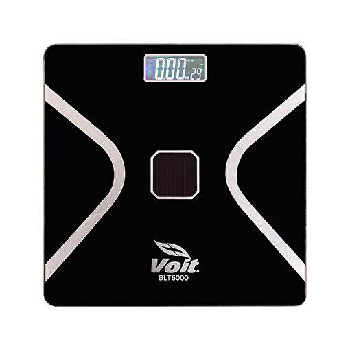 Voit Blt6000 Solar Bluetooth Baskul  Siyah. ürün görseli