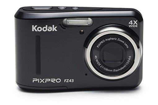Kodak Friendly Zoom FZ43/3x Yakınlaştırma Dijital Fotoğraf Makinesi-Siyah. ürün görseli