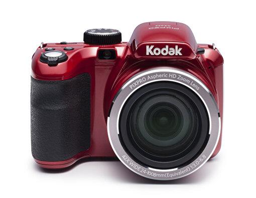 Kodak Astro Zoom AZ422/42x Yakınlaştırma Dijital Fotoğraf Makinesi-Kırmızı. ürün görseli