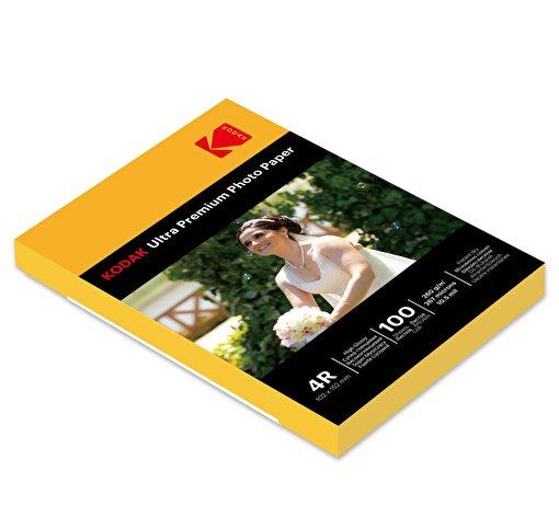 Kodak 260 Gr/m2 10X15(4R)-100 Adet Parlak Fotoğraf Kağıdı CAT9891016. ürün görseli