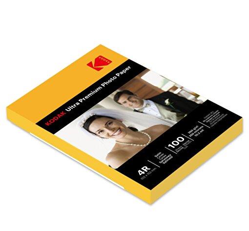 Kodak 260 Gr/m2 10X15(4R)-100 Adet Mat Fotoğraf Kağıdı CAT9891020. ürün görseli