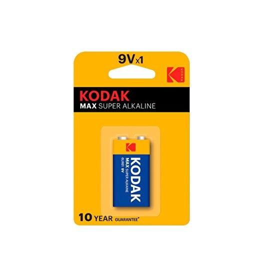 Kodak 1 Adet Max Alkalin 9 Volt Pil. ürün görseli