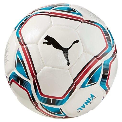 Puma Team Fınal 21 5 Hs Ball Beyaz 5 Futbol Topu. ürün görseli