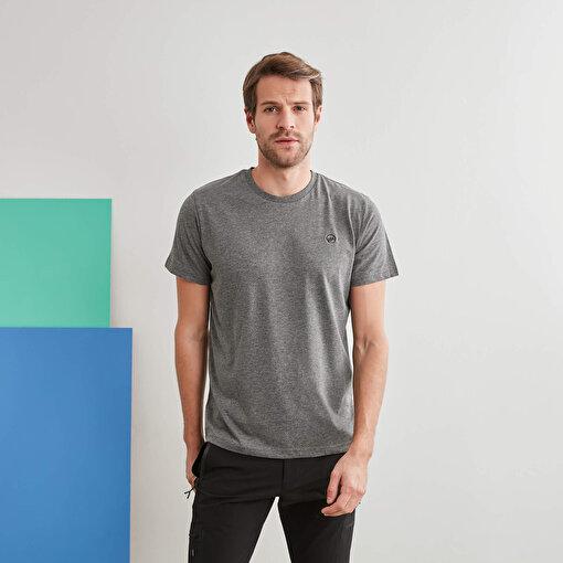 Moonsports Alavaro T Shirt Antrasit M. ürün görseli