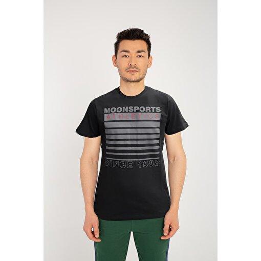 Moonsports Vega T Shirt Black M. ürün görseli