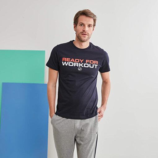 Moonsports Will  T Shirt Lacivert S. ürün görseli