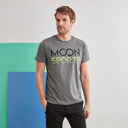 Moonsports Joe   T-Shirt Antrasit L. ürün görseli