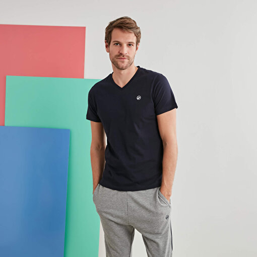 Moonsports Osvar  T-Shirt Lacivert Xl. ürün görseli