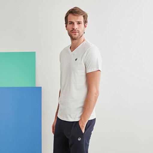 Moonsports Osvar  T-Shirt Off White L. ürün görseli