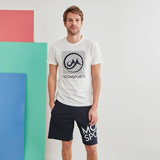 Moonsports Eden T Shirt Whıte S. ürün görseli