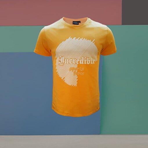 Moonsports Celtic  T Shirt Turuncu S. ürün görseli