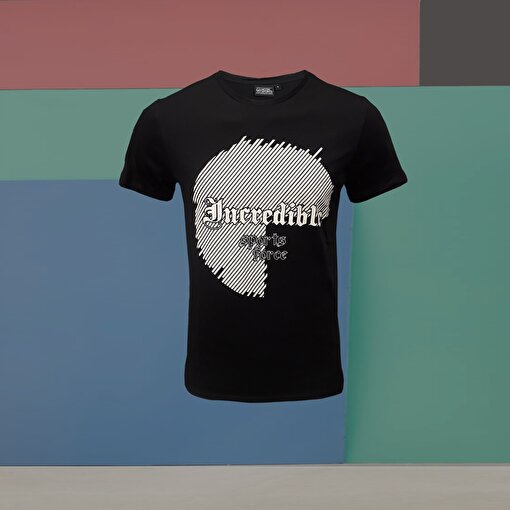 Moonsports Celtic  T Shirt Siyah L. ürün görseli