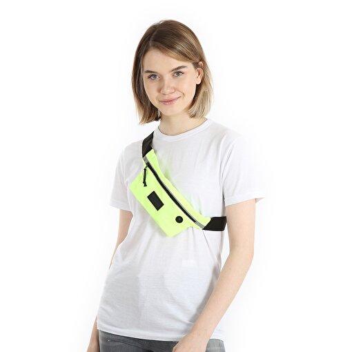Moonsports Magnus Bel Çantası Sarı Neon  Çanta. ürün görseli