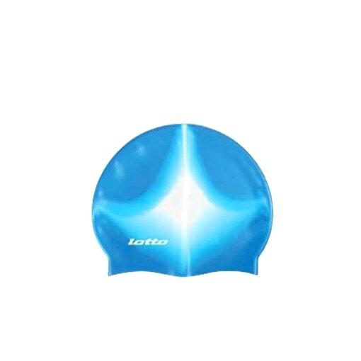 Lotto Swımcap Raınbow Jr 6Pcs Blue/Whıte Nosz Bone. ürün görseli
