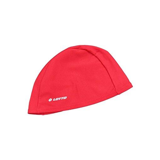 Lotto Cap Swım Lycra 6Pcs Red Nosz Bone. ürün görseli