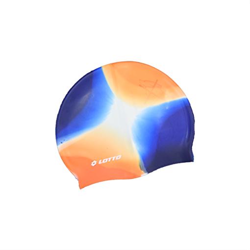 Lotto Swımcap Raınbow 6Pcs Orange/Blue/Wht Nosz Bone. ürün görseli