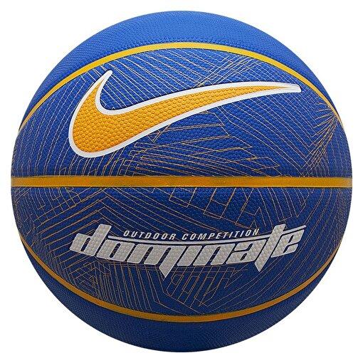Nike Domınate 8P Mavi 7 Basket Topu. ürün görseli