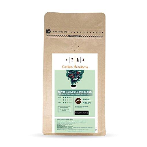 Coffee Academy Filtre Çekirdek Kahve 250Gr. ürün görseli