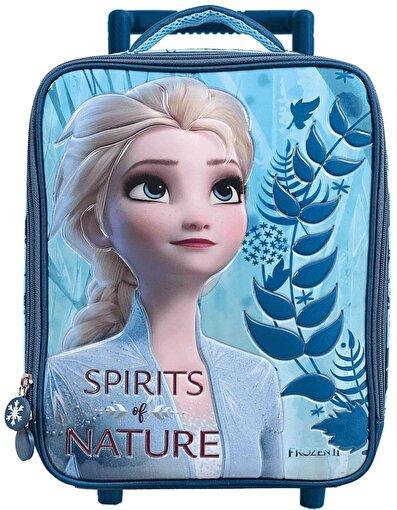 Frozen 5146 Box Spırıts Çekçekli Anaokulu Çantası. ürün görseli