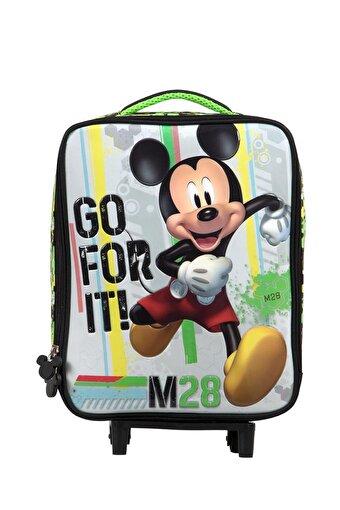 Mıckey 5184 Box Mıxed Up Çekçekli Anaokulu Çantası. ürün görseli