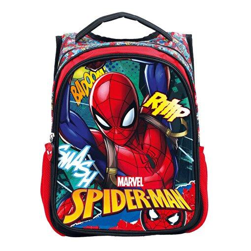 Spiderman İlkokul Çantası Bat Graffıtı. ürün görseli