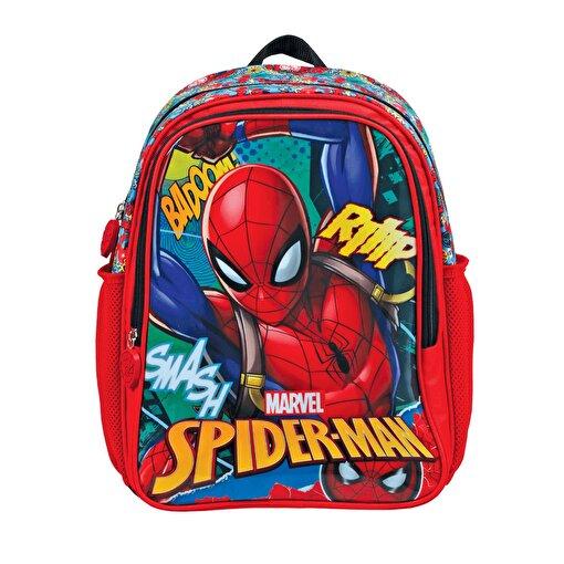 Spiderman İlkokul Çantası Hawk Graffıtı. ürün görseli