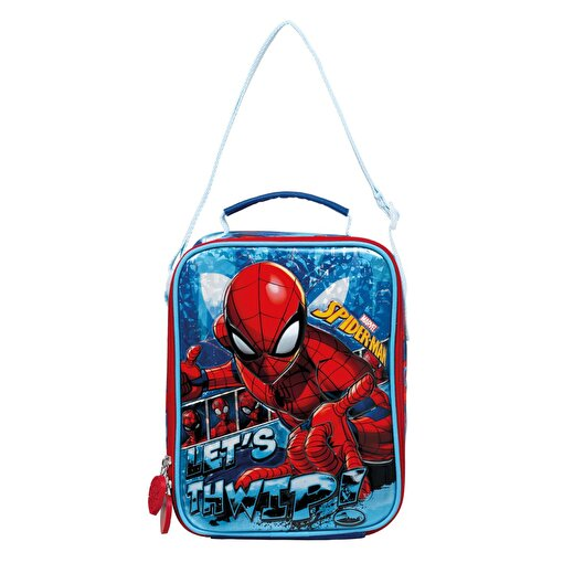 Spiderman Beslenme Çantası Salto Lets. ürün görseli
