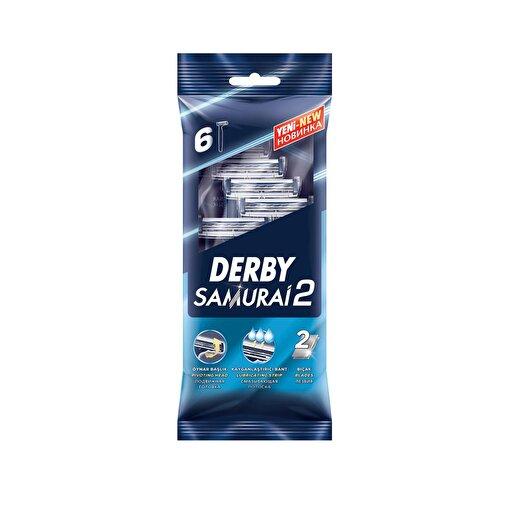 Derby Samuraı Platınum 2 6' Lı Blister . ürün görseli