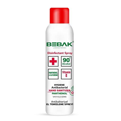 Bebak Sprey El Dezenfektanı 150 Ml. ürün görseli