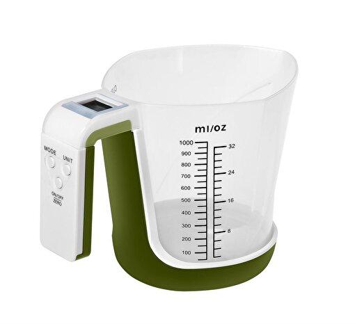 Premier PKS284-Yeşil Mutfak Tartısı. ürün görseli