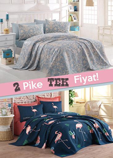 Eponj Home 2li Pike Çift Kişilik Tuval + BigFilamin. ürün görseli