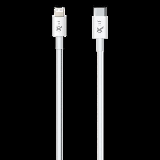 iXtech IX-UC009 Type-C to Lightning Cable - 1M Beyaz. ürün görseli
