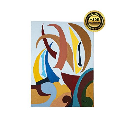Yaz 50x70 Yağlı Boya Tablo. ürün görseli