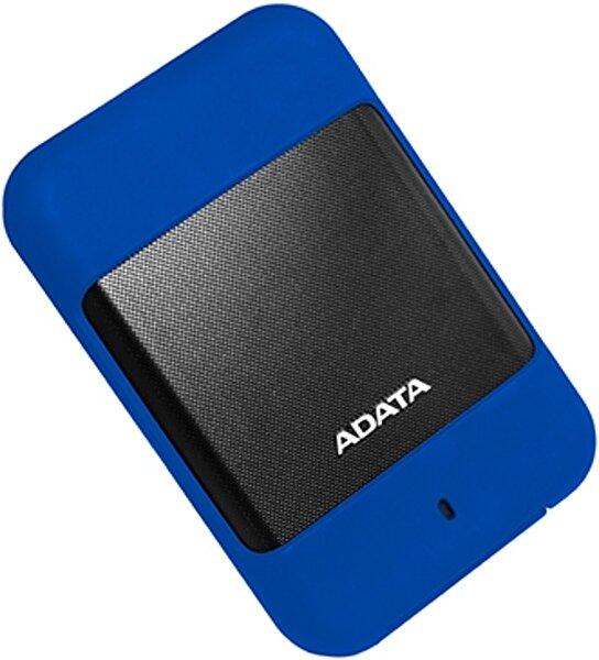 """Adata 1 TB 2,5"""" HD700 Dayanıklı USB 3.0 Taşınabilir Disk Mavi. ürün görseli"""