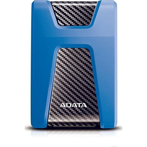"""Adata 1 TB 2,5"""" HD650 Darbeye Dayanıklı USB 3.1 Taşınabilir Disk Mavi. ürün görseli"""