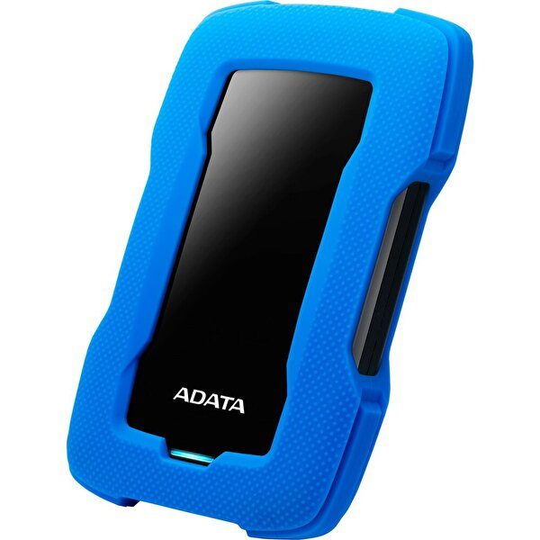 "Adata 1 TB 2,5"" HD330 Şoka Darbeye Dayanıklı Extra Slim USB 3.1 Taşınabilir Disk Mavi. ürün görseli"