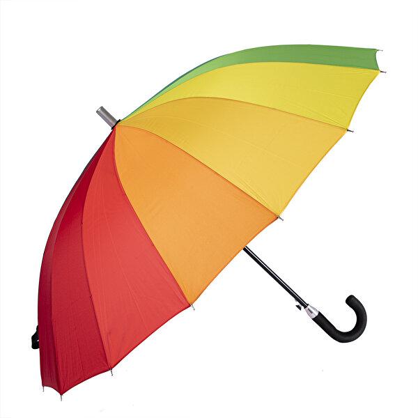 Biggbrella 04125-U45 Uzun Gökkuşağı Şemsiye. ürün görseli