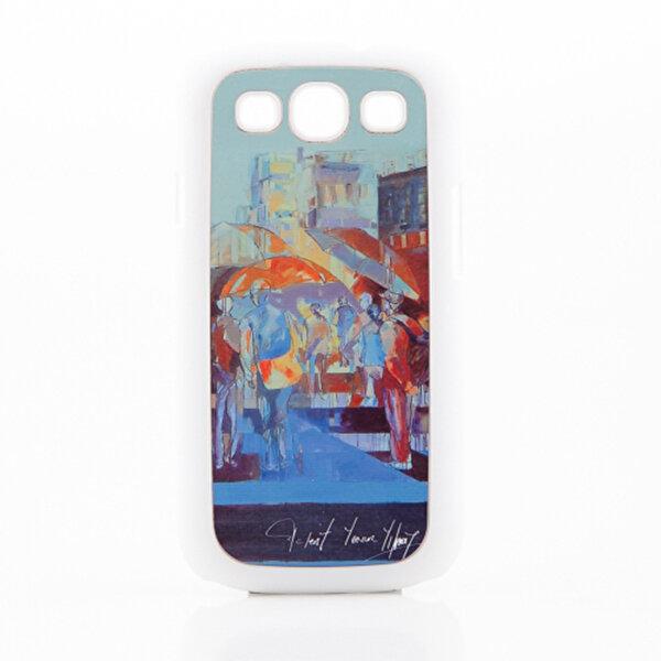 BiggDesign Galaxy S3 Beyaz Kapak Şemsiyeler. ürün görseli