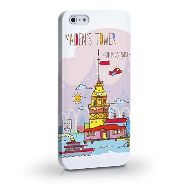BiggDesign Kız Kulesi iPhone 5/5S Kapak. ürün görseli