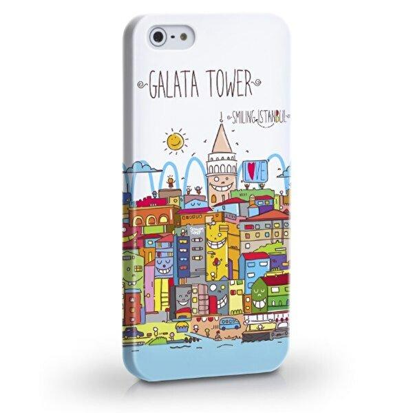 BiggDesign Galata iPhone 5/5S Kapak. ürün görseli