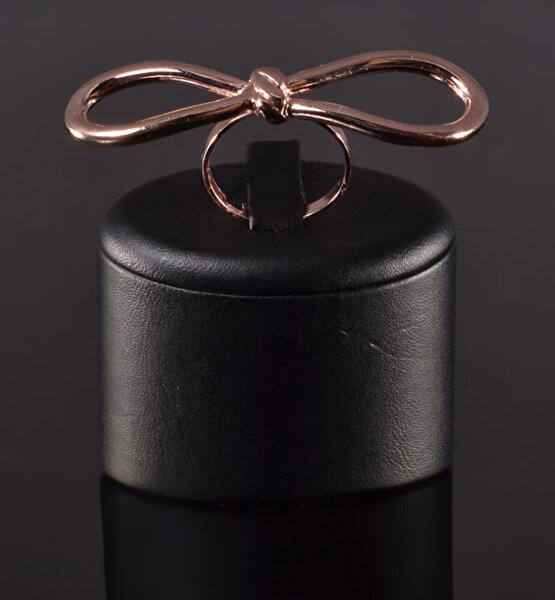 Biggbijoux Amor Fiyonk Yüzük-Bakır Renkli. ürün görseli