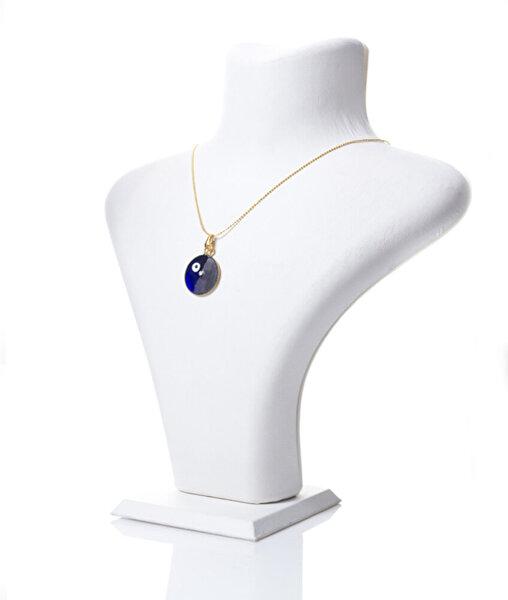 Biggbijoux Evıl Eye Kolye-Mavi Renkli. ürün görseli