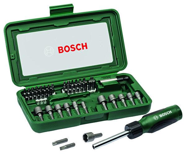 Bosch 46 Parça Tornavida Seti. ürün görseli