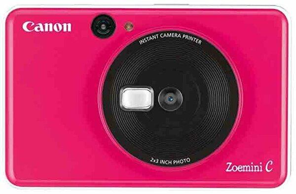 Canon Zoemini C - Şipşak Fotoğraf Makinesi Pembe. ürün görseli