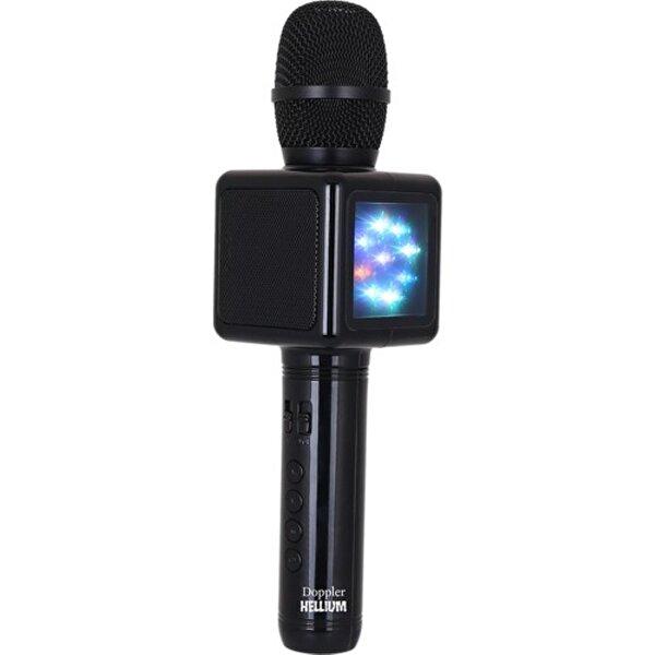 Doppler Hellium Mikrofon (Siyah). ürün görseli